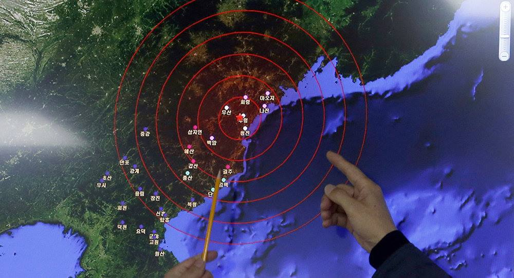 HQ: Triều Tiên vừa thử hạt nhân lần 5 gây động đất - 2