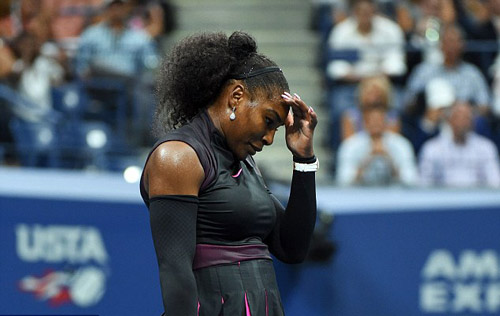 Mất ngôi số 1 thế giới, Serena khâm phục Pliskova - 1
