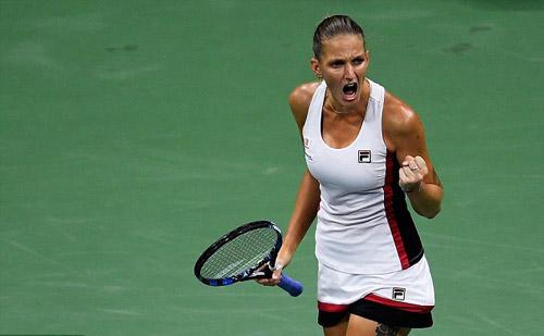 Mất ngôi số 1 thế giới, Serena khâm phục Pliskova - 2