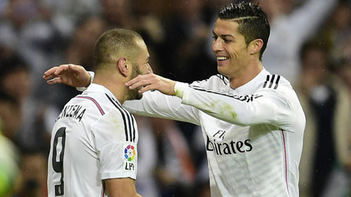 Liga trước vòng 3: Khởi động cho Champions League - 1