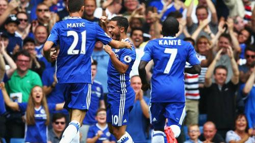 """Trước vòng 4 NHA: Chelsea """"tọa sơn"""" xem derby Manchester - 2"""
