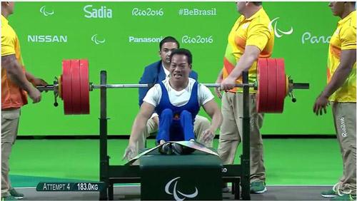 Những điều ít biết về lực sĩ giành HCV Paralympic Lê Văn Công - 1