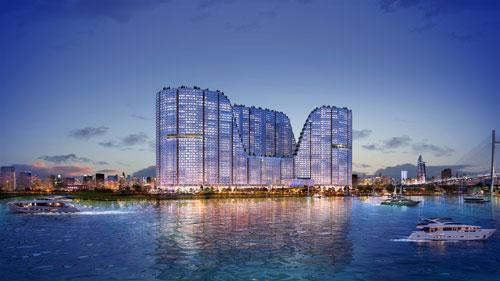 Ngẩn ngơ trước vẻ đẹp của Tân HHVN 2016 trong căn hộ cao cấp River City - 7