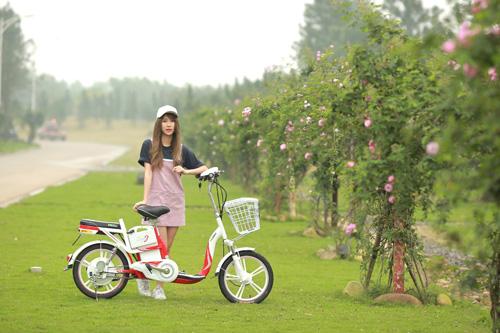Giải mã sức hút xe điện HKbike khiến mưa phụ huynh cũng đi mua - 4