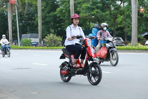 Giải mã sức hút xe điện HKbike khiến mưa phụ huynh cũng đi mua - 6