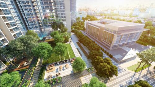 Đất xanh Miền Bắc phân phối độc quyền tòa m3 Vinhomes Metropolis - 2