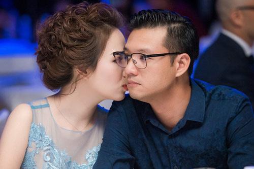 Ghen tỵ tình cảm của vợ chồng Đan Lê và Dương Thuỳ Linh - 2