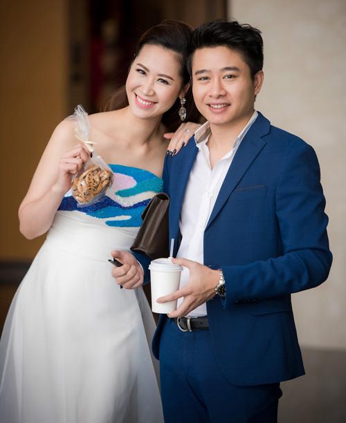 Ghen tỵ tình cảm của vợ chồng Đan Lê và Dương Thuỳ Linh - 3