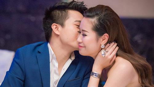 Ghen tỵ tình cảm của vợ chồng Đan Lê và Dương Thuỳ Linh - 1