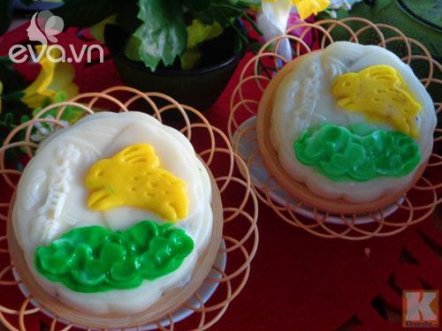 Bánh Trung thu tuyết nhân kem oreo mát lạnh dẻo thơm - 13
