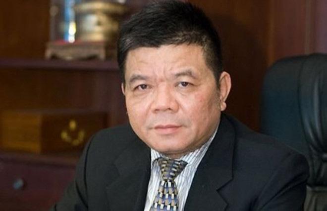 Ông Trần Bắc Hà thôi đại diện phần vốn nhà nước tại BIDV - 1