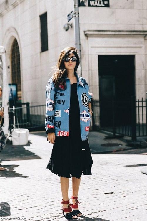 7 mánh khóe thời trang đáng học của các quý cô New York - 1