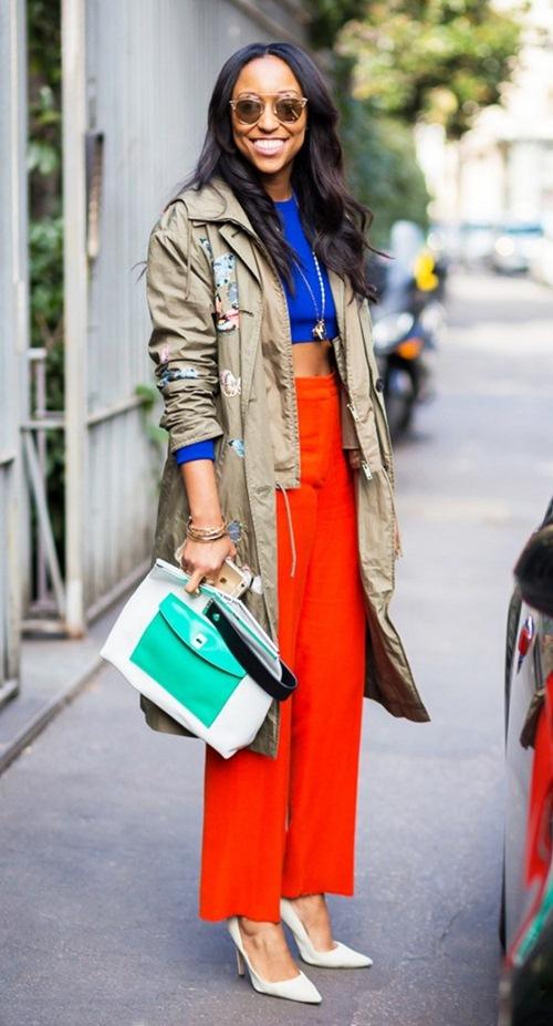 7 mánh khóe thời trang đáng học của các quý cô New York - 5
