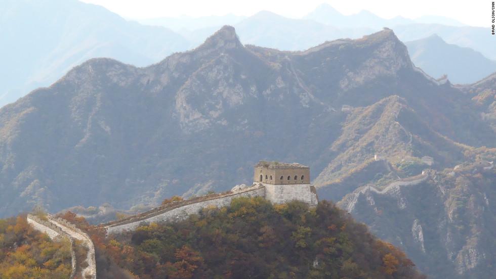 Trung Quốc quyên tiền để cứu Vạn Lý Trường Thành - 1
