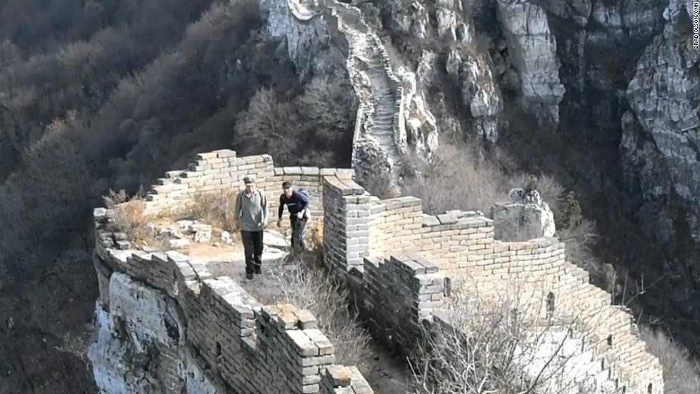 Trung Quốc quyên tiền để cứu Vạn Lý Trường Thành - 3