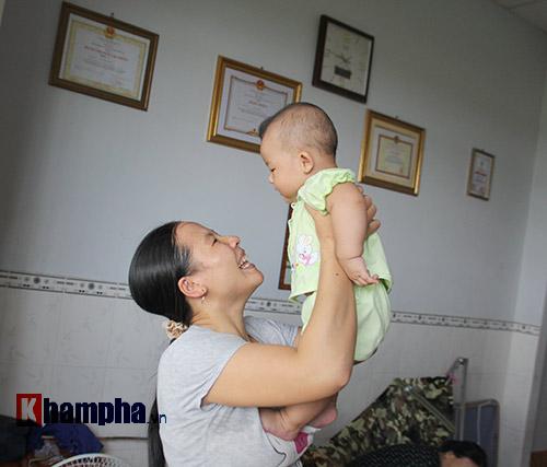 """""""Siêu lực sỹ"""" Lê Văn Công và màn thách đấu với con trai - 2"""