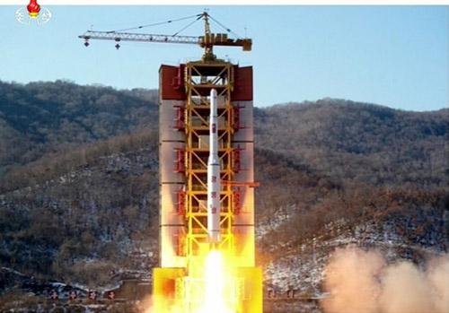 Triều Tiên xác nhận thử hạt nhân lần 5 - 2