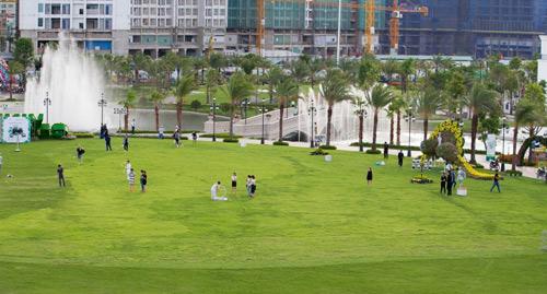 Chuyện chỉ có ở Park View: Khi vườn nhà là... công viên ven sông rộng 14ha! - 1