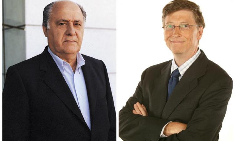 """Bill Gates bị ông chủ Zara """"soán ngôi"""" giàu nhất TG - 1"""