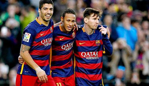 """Barca đầy SAO: """"Chấp"""" đối thủ bộ ba MSN - 1"""