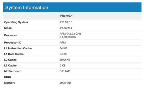 iPhone 7 Plus dùng RAM 3GB, bị hét giá 38 triệu đồng - 2