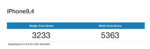 iPhone 7 Plus dùng RAM 3GB, bị hét giá 38 triệu đồng - 1