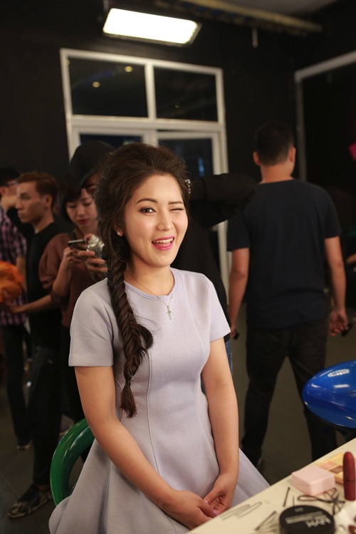 """""""Bạn gái"""" trở lại Vbiz theo di nguyện của Wanbi Tuấn Anh - 2"""