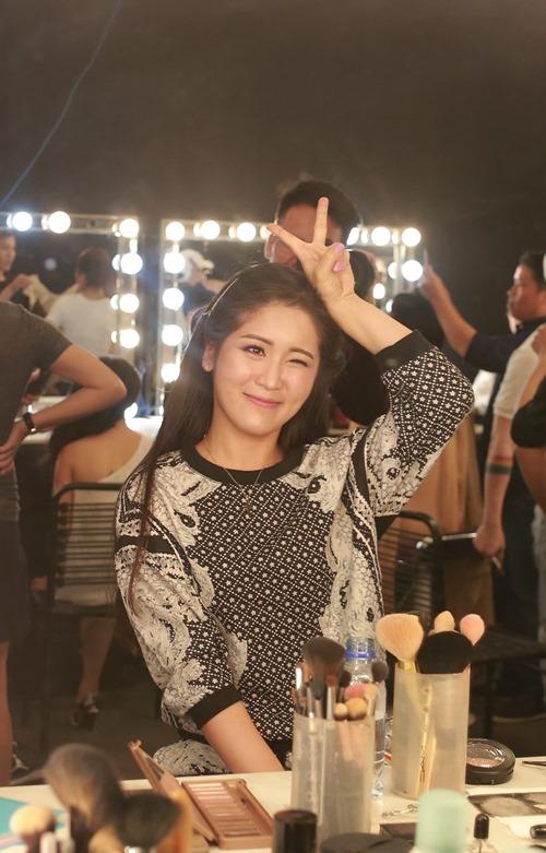 """""""Bạn gái"""" trở lại Vbiz theo di nguyện của Wanbi Tuấn Anh - 1"""