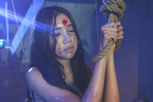 Lộ hình ảnh Minh Thuận gày gò trong bộ phim mới nhất - 3