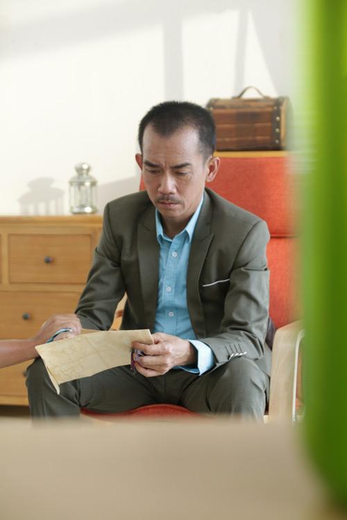 Lộ hình ảnh Minh Thuận gày gò trong bộ phim mới nhất - 1