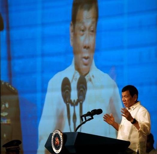 Tổng thống Philippines phủ nhận sỉ nhục Obama - 1
