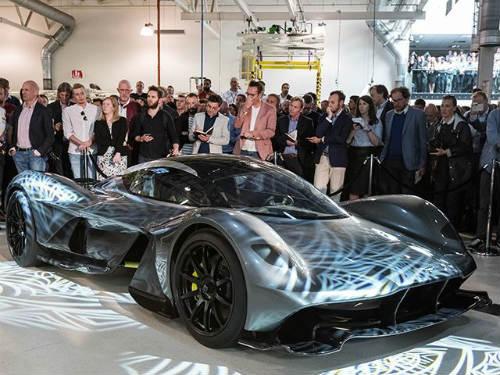 Aston Martin AM-RB 001 giá 89 tỷ đồng vẫn đắt khách - 1