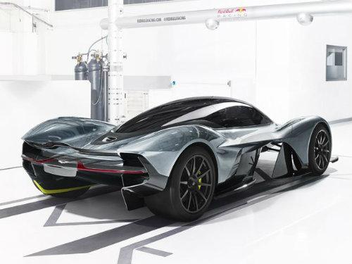 Aston Martin AM-RB 001 giá 89 tỷ đồng vẫn đắt khách - 2