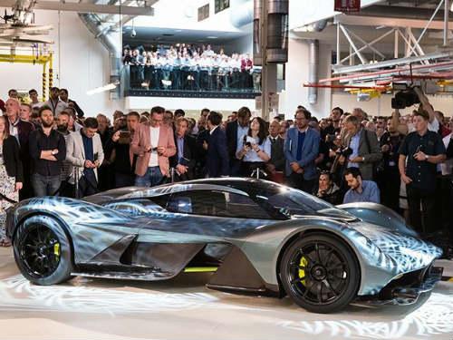 Aston Martin AM-RB 001 giá 89 tỷ đồng vẫn đắt khách - 4