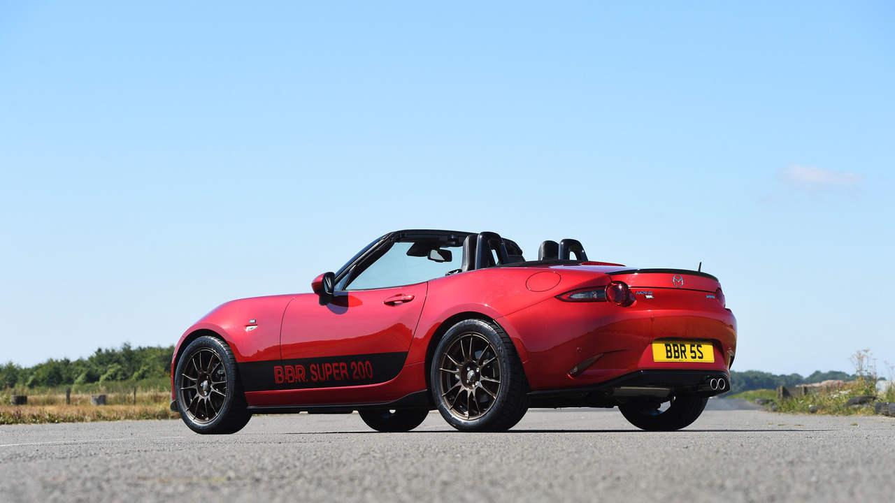 Mazda MX5 Miata độ công suất khủng 214 mã lực - 3