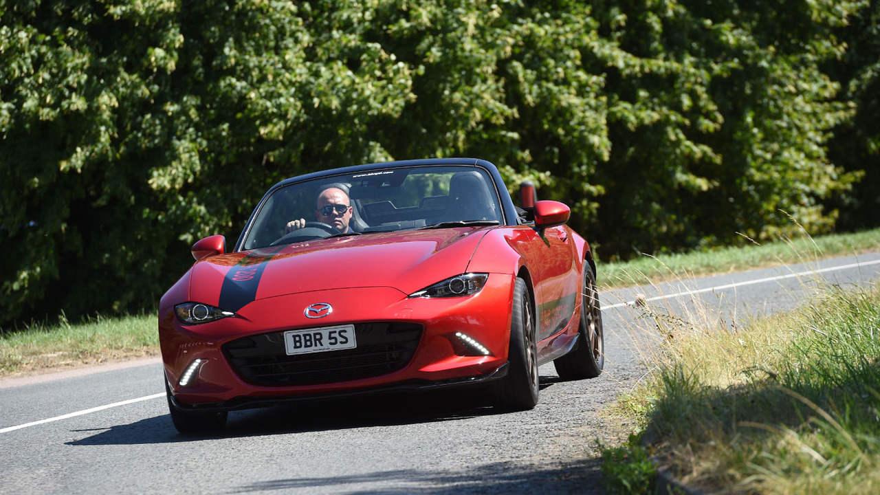 Mazda MX5 Miata độ công suất khủng 214 mã lực - 1