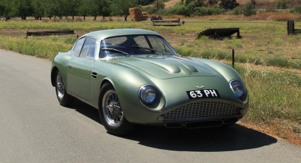 """Ngắm những """"đứa con tinh thần"""" giữa Aston Martin và Zagato - 1"""