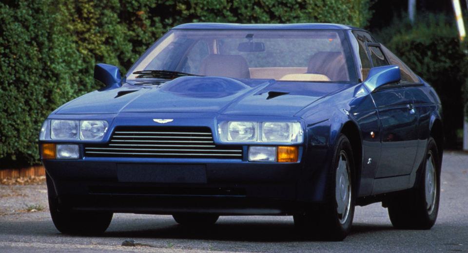 """Ngắm những """"đứa con tinh thần"""" giữa Aston Martin và Zagato - 2"""