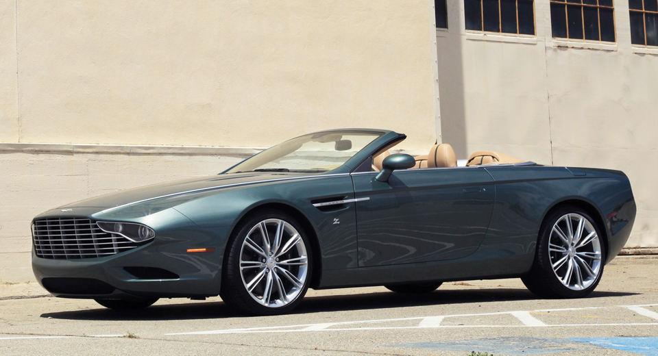 """Ngắm những """"đứa con tinh thần"""" giữa Aston Martin và Zagato - 5"""
