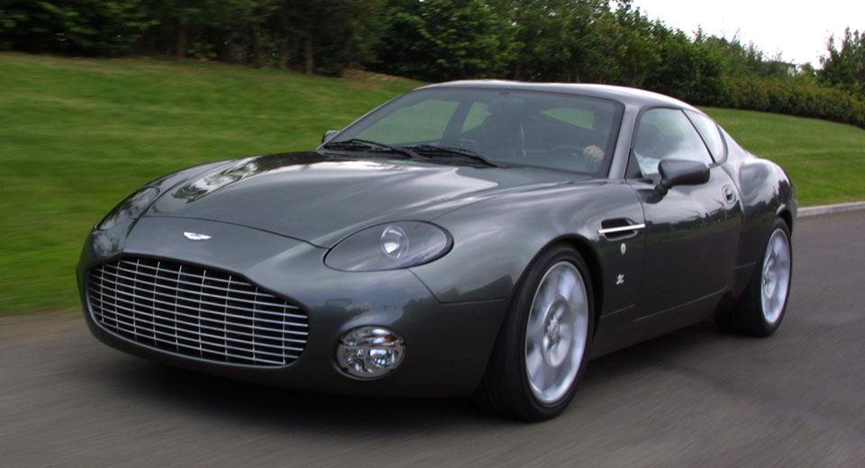 """Ngắm những """"đứa con tinh thần"""" giữa Aston Martin và Zagato - 3"""