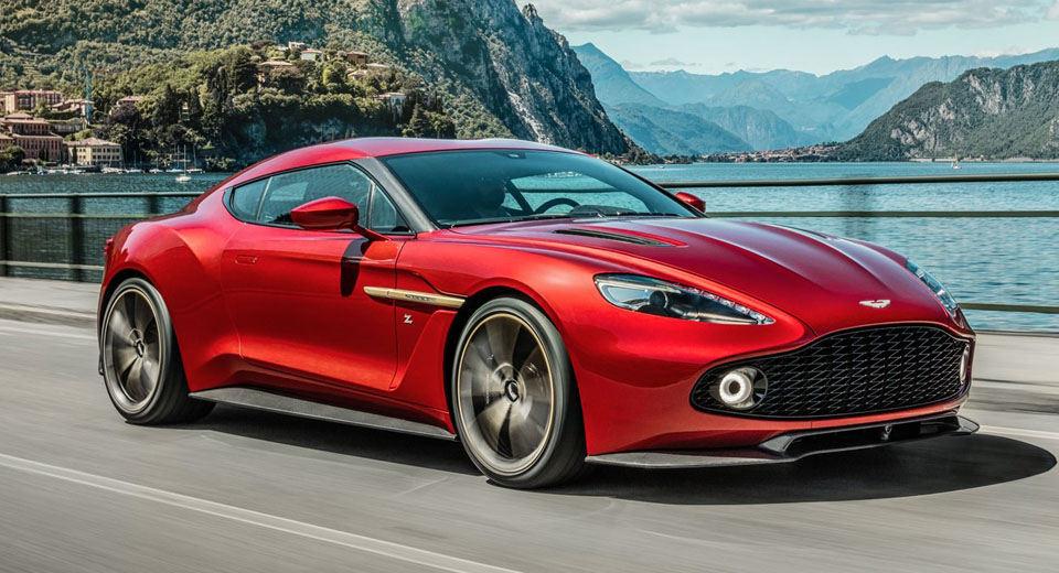 """Ngắm những """"đứa con tinh thần"""" giữa Aston Martin và Zagato - 6"""