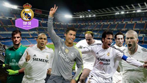 Cầu thủ vĩ đại nhất Real: Ronaldo không phải số 1 - 1