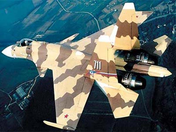 "Nga sắp hồi sinh ""kẻ hủy diệt"" Su-37? - 1"