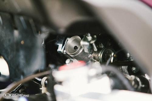 """Ngắm Honda PCX 150 độ vàng siêu đắt của """"dân chơi"""" - 10"""