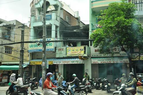 Bắt kẻ tưới xăng, biến người tình thành đuốc sống ở Sài Gòn - 2