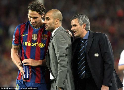 Ibra và dàn sao từng bái cả Mourinho & Pep là thầy - 1