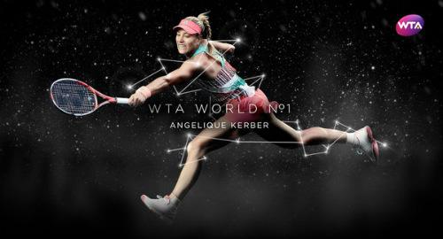 Tân nữ hoàng tennis, Kerber: Đóa hoa nở muộn - 2