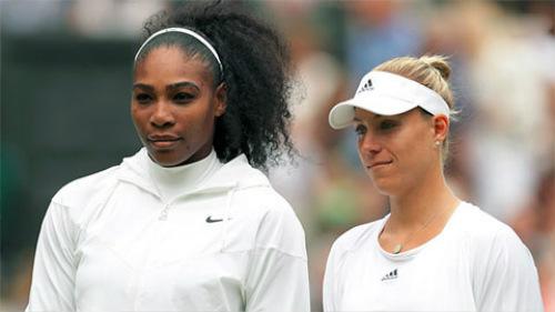 Tân nữ hoàng tennis, Kerber: Đóa hoa nở muộn - 1