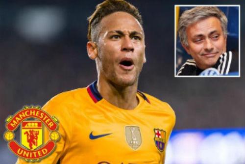 Lương 40 triệu euro, Neymar suýt gia nhập MU & PSG - 1