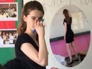 Bạn trẻ - Cuộc sống - Cô giáo mặt học sinh, thân hình phụ huynh gây sốt